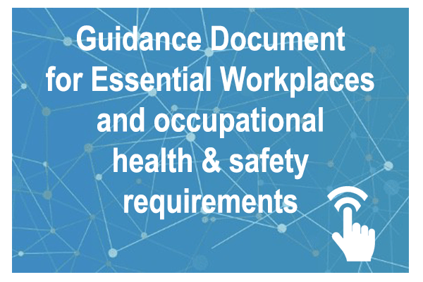 Guidance document for essential workplaces