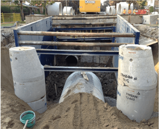 Construction Sewer