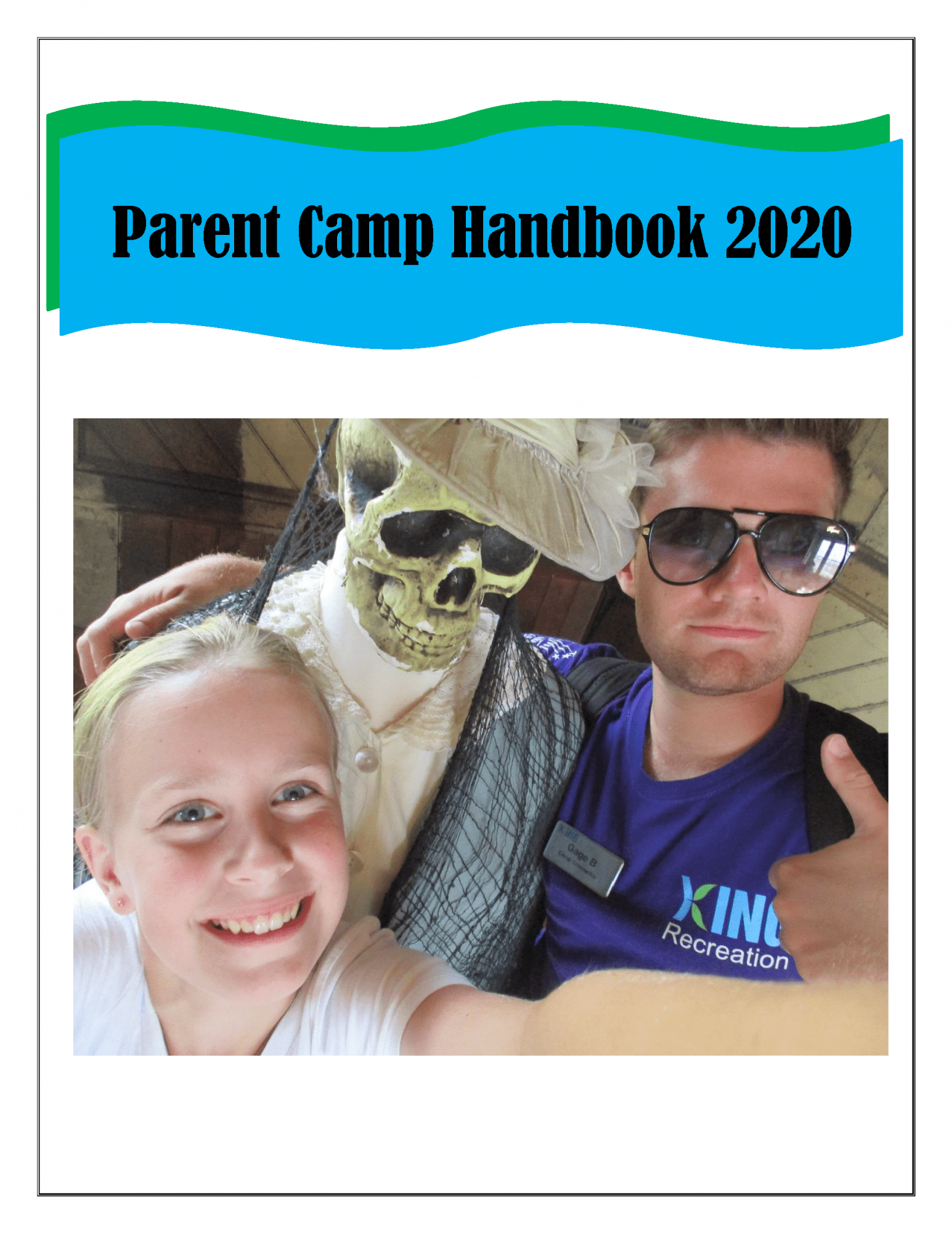 Parent Camp Handbook
